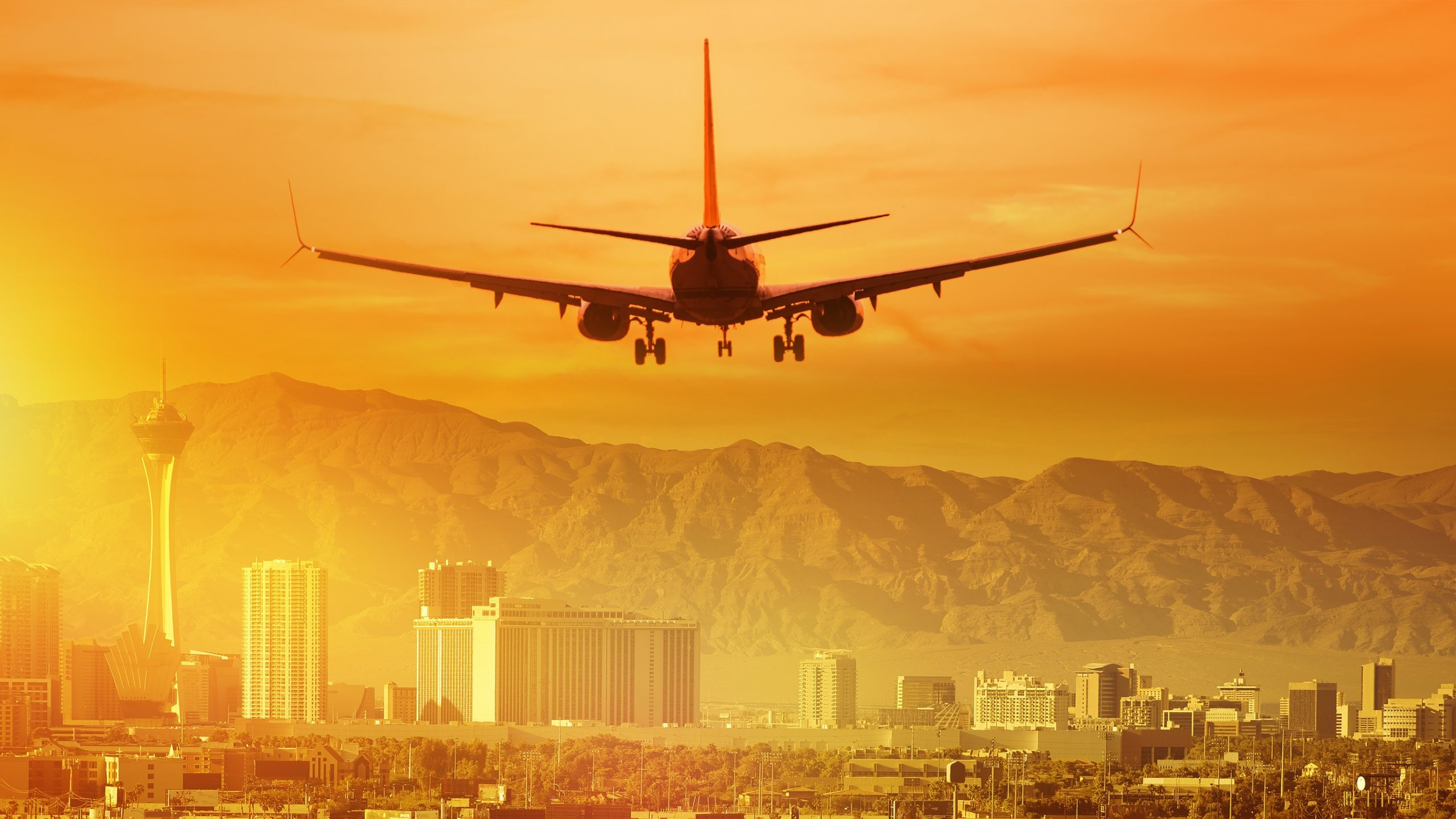 Header Image - Airport Shuttle service to McCarran Airport in Las Vegas, Nevada